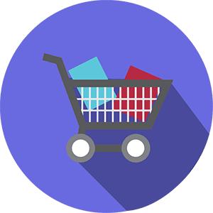 Marketplace & Real Estate Icon